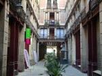 Passatge del Crèdit, where Miró was born, Barcelona