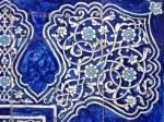 Ceramic detail - Khiva