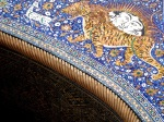 Detail of Sher-Dor Madrasa - Samarkand