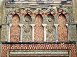 Detail of the Facade of the Mezquita 1 - Cordoba