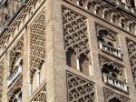 Detail of the Giralda - Seville