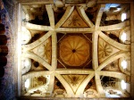 Dome from inside at the Mezquita - Cordoba