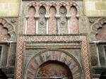 Facade of the Mezquita 2 - Cordoba