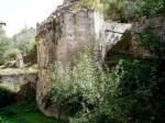 Remains of Qantarat al-Qadi Bridge - Granada