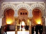 Salón de Embajadores at the Alcázar - Seville