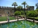 The Alcázar - Cordoba