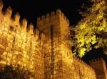 The Arab Walls - Seville