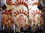 The Arcades of the Mezquita - Cordoba