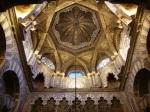 The Dome of the Mezquita's Maqsura 2 - Cordoba