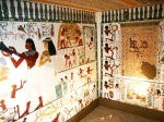 Tomb of Nakht, the Scribe-Astronomer of Amun - 18th dynasty