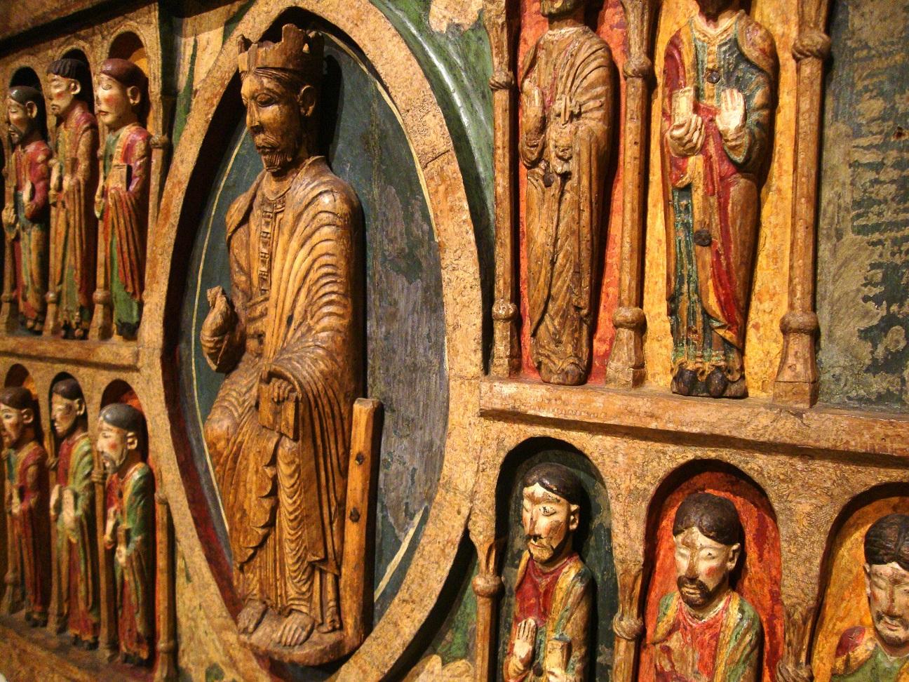 Masterpieces of Romane...