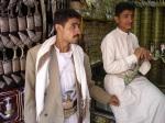 Jambiyya sellers