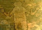 The Martian, Rock Art from Tassili n'Ajjer - a still from a video clip, YouTube