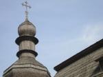 Wooden Chapel in Kiev