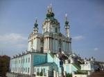 Saint Andrew's Church in Kiev 2