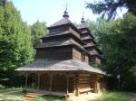 Lviv's Wooden Churches