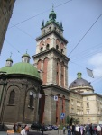 Church of the Assumption in Lviv 3