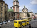 Church of the Assumption in Lviv 1