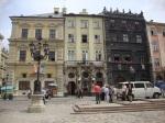Rynok Square in Lviv 1