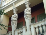 Neoclassical building in Athens