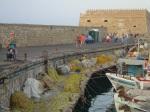 Rocca al Mare Fortress in Heraklion