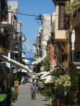 Street in Hania