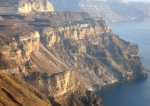 The Caldera at Santorini