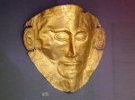 The Mask of Agamemnon at Athens