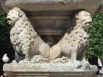 The Morosini Fountain in Heraklion