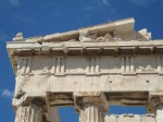 The Parthenon in Athens - Zoom