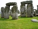 Trilithons at Stonehenge - England
