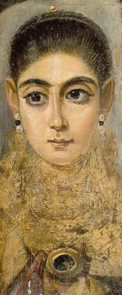 Fayyum Portrait