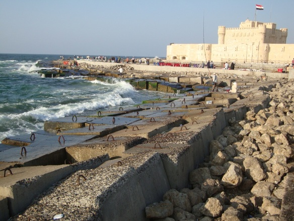 Alexandria, the perfect destination for many Andalusi scholars and refugees