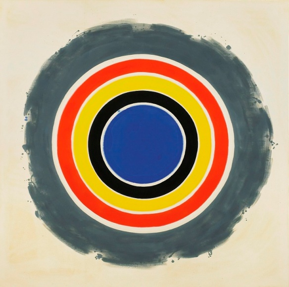 Target by Kenneth Noland