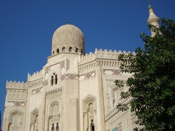 The Mosque of Abul Abbas al-Mursi