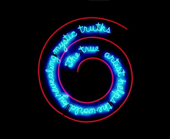 The True Artist by Bruce Nauman