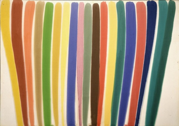 Where by Morris Louis