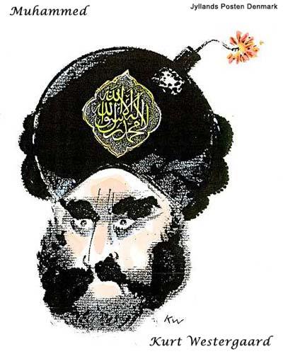 Prophet Muhammad's cartoon