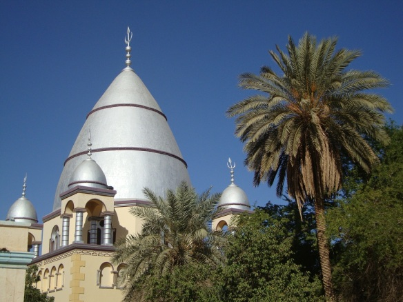 al-Mahdi's Tomb in Omdurman