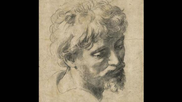 Head of a Young Apostle - Raphael - $48 million