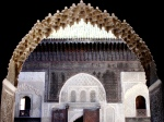 Madrasa Bou-Inania 2