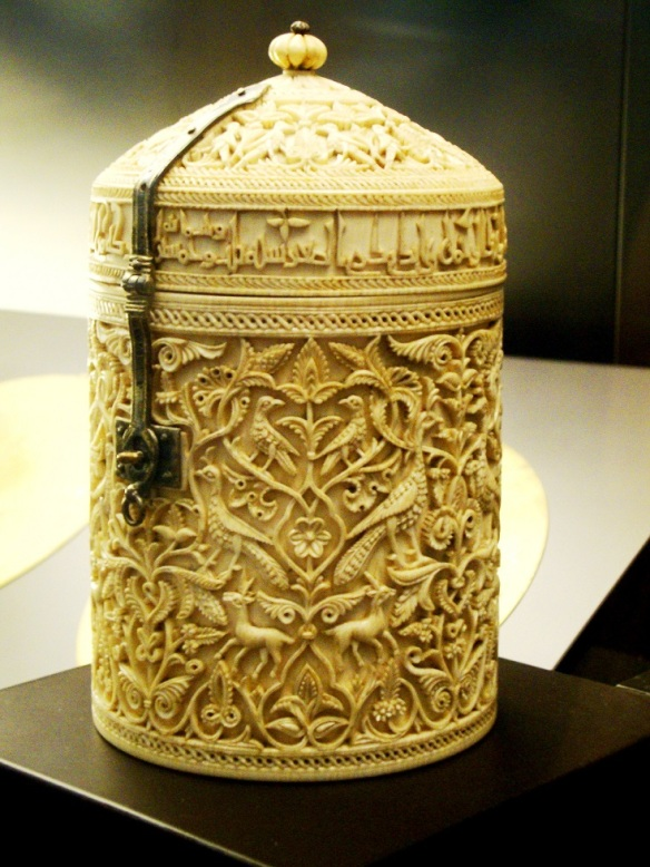 Pyxis of Zamora