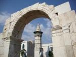 Roman Arc & Umareyya Minaret