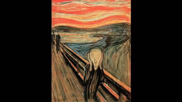 The Secream - Munch - $120 million
