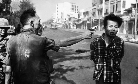 Saigon Execution by Edward Adams