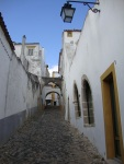 Alley in Evora