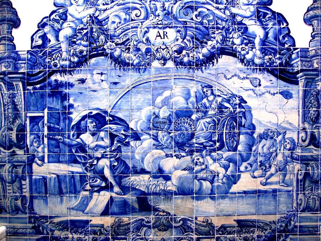 Evora portugal s ancient jewel camel76 - Azulejos roman ...