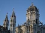 Towers of Mosteiro dos Jerónimos