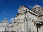 Cathedral and Baptistery