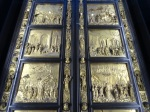 Ghiberti's original Gates of Paradise